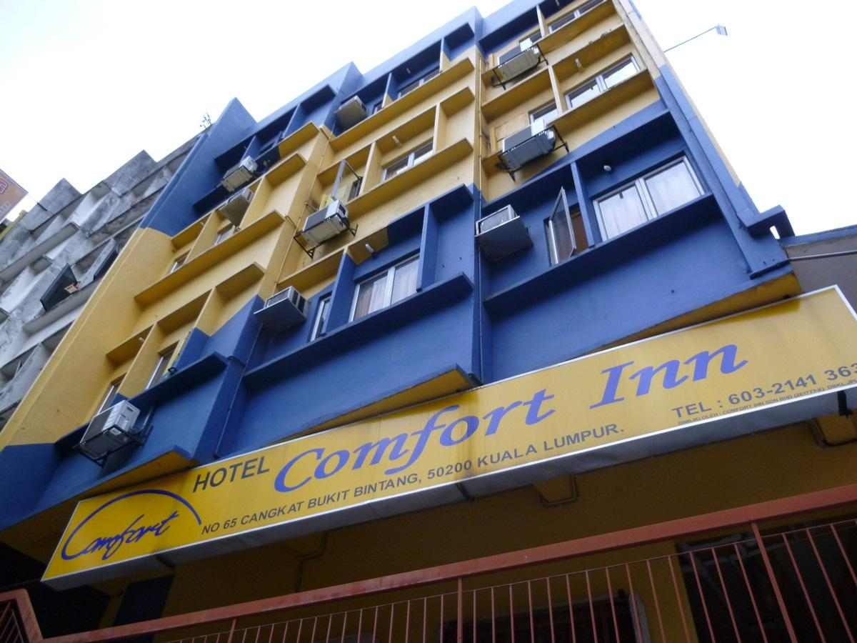 Comfort Inn Bukit Bintang - Hotels and Accommodation in Malaysia, Asia