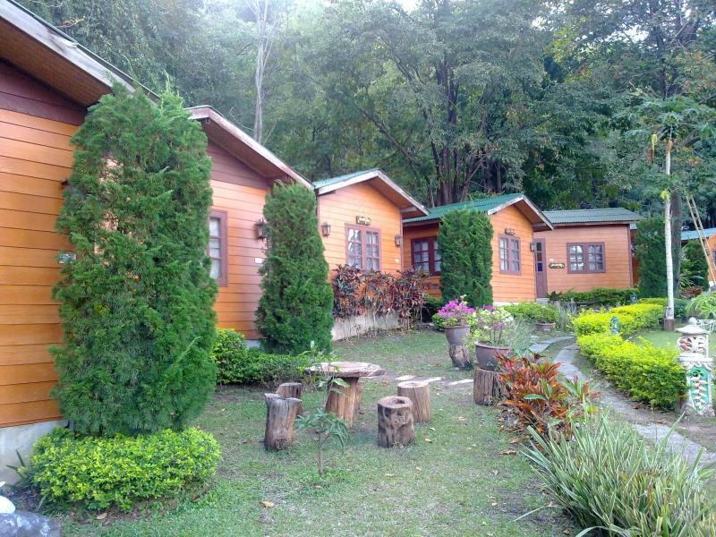 Hotell Ruen Maingam Resort i , Khao Yai / Nakhonratchasima. Klicka för att läsa mer och skicka bokningsförfrågan