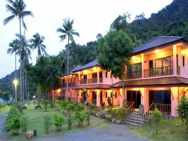 Mayuree Resort Kohchang - Hotels and Accommodation in Thailand, Asia