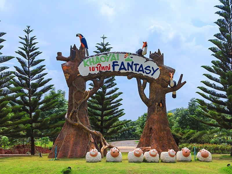 Khaoyai Fantasy Resort - Hotels and Accommodation in Thailand, Asia