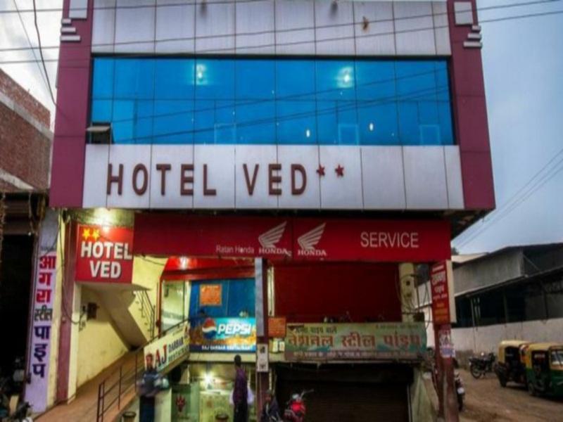 Hotel Ved - Hotell och Boende i Indien i Agra