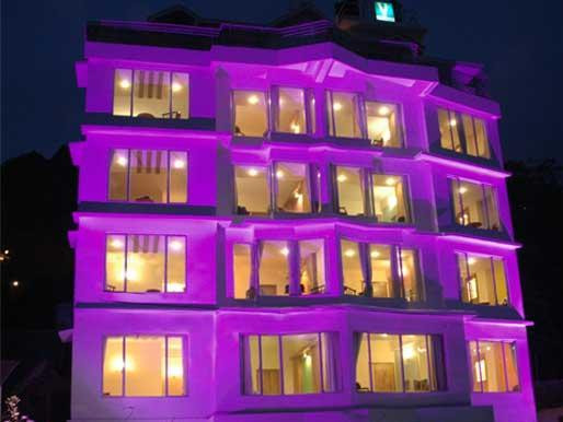Viceroy Hotel Darjeeling - Hotel and accommodation in India in Darjeeling