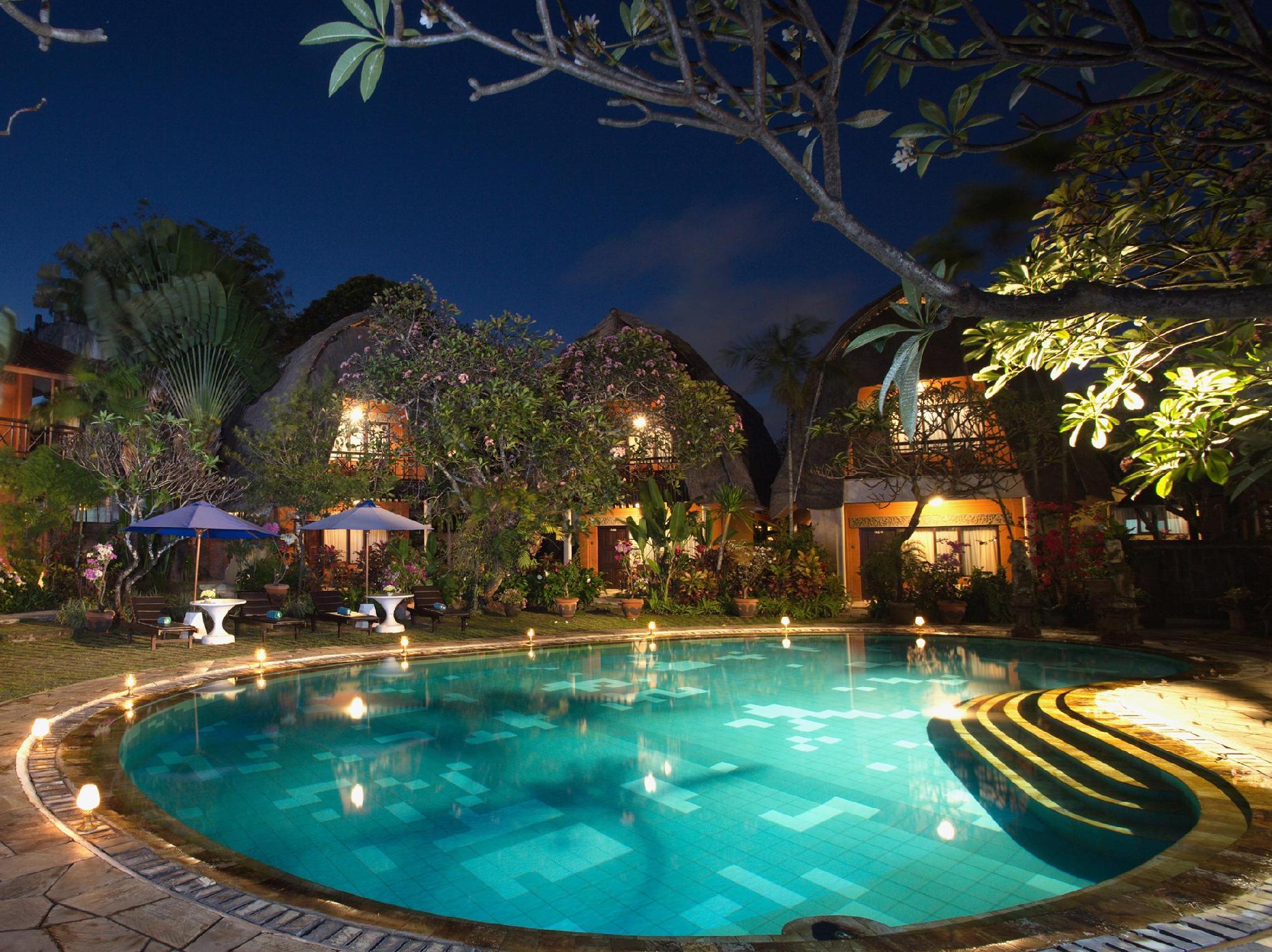 Puri Dalem Sanur Hotel Μπαλί