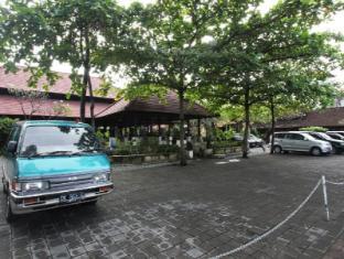 Puri Dalem Sanur Hotel Μπαλί - Περιβάλλων χώρος