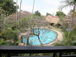 Puri Dalem Sanur Hotel Bali - Balkon/Terras