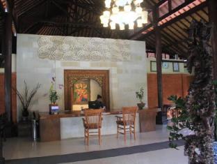 Puri Dalem Sanur Hotel Bali - Receptie