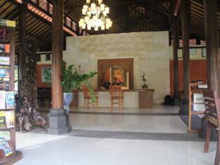 Puri Dalem Sanur Hotel Μπαλί - Αίθουσα υποδοχής