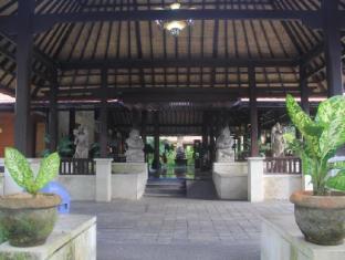 Puri Dalem Sanur Hotel Bali - Entree