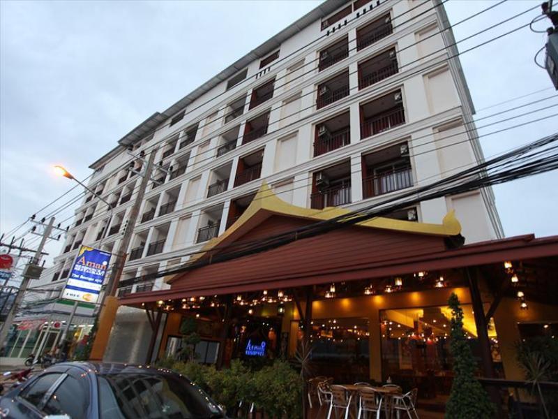 Arman Residence & Halal Restaurant פוקט