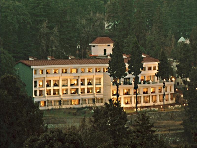 The Manu Maharani - Hotell och Boende i Indien i Nainital