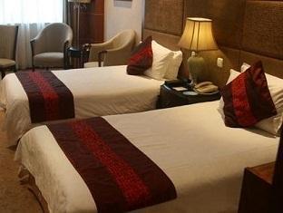 Dongding Hotel Shanghai - Gästrum