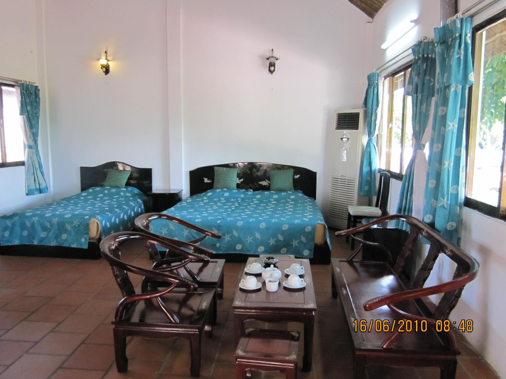 Hotell Phuong Nam Pearl Resort