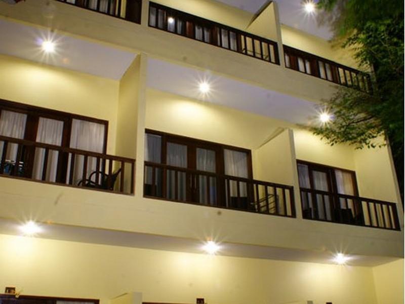 Abian Kokoro Hotel באלי