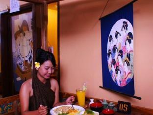 艾比安可可洛酒店 巴厘岛 - 餐厅