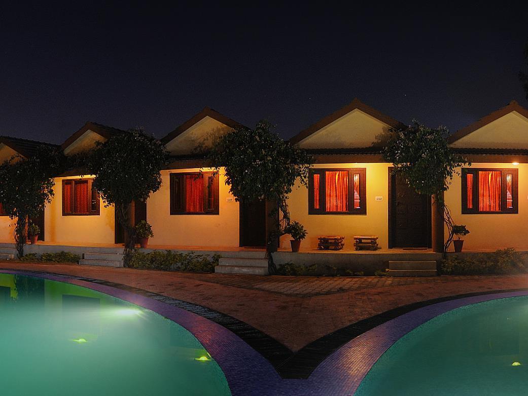 Kanchan Kesari Village Resort - Hotell och Boende i Indien i Jaipur