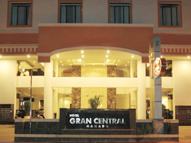 Hotell Grand Central Hotel