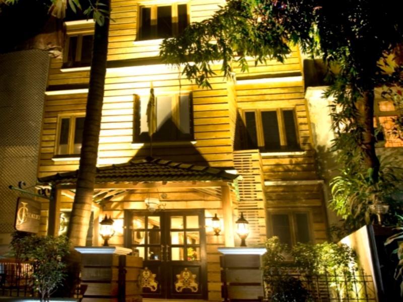 JC Chalet - Hotell och Boende i Indien i Mumbai
