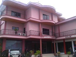 Hotell Hotel Andalus Karmen