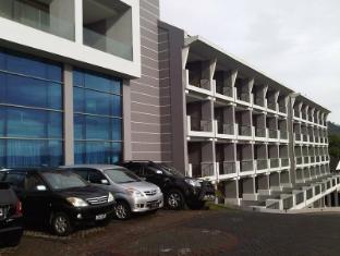 Bela International Hotel Ternate - Parking