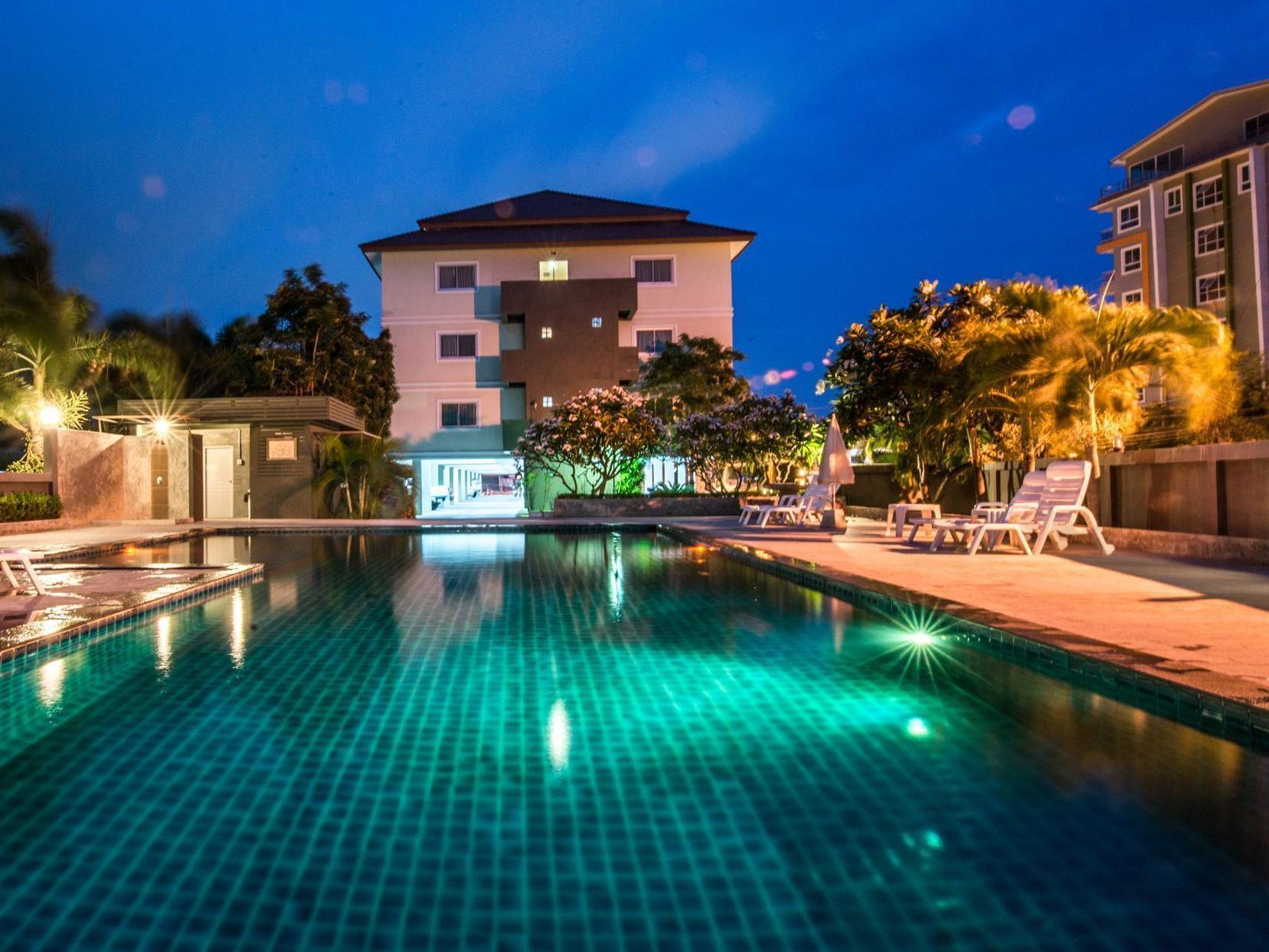 Veerawan Hotel @ Hua Hin - Hotels and Accommodation in Thailand, Asia