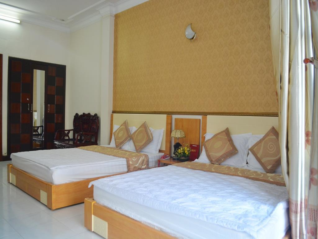 Nhat Quang Hotel Ho Chi Minh City - Lobby