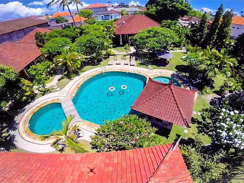 蘇崑峇里島別墅酒店 峇里