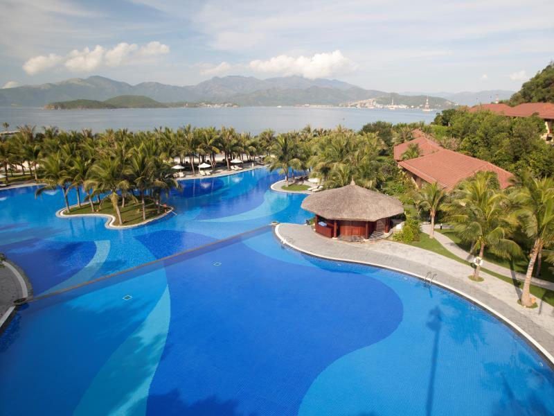 Hotell Vinpearl Luxury Nha Trang