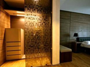 Berg Luxury Hotel Rome - Guest Room