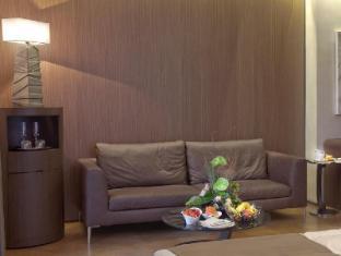 Berg Luxury Hotel Rome - Junior Suite Trend