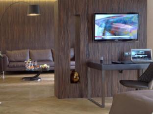 Berg Luxury Hotel Rome - Suite