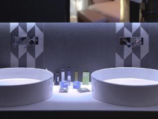 Berg Luxury Hotel Rome - Deluxe Bathroom