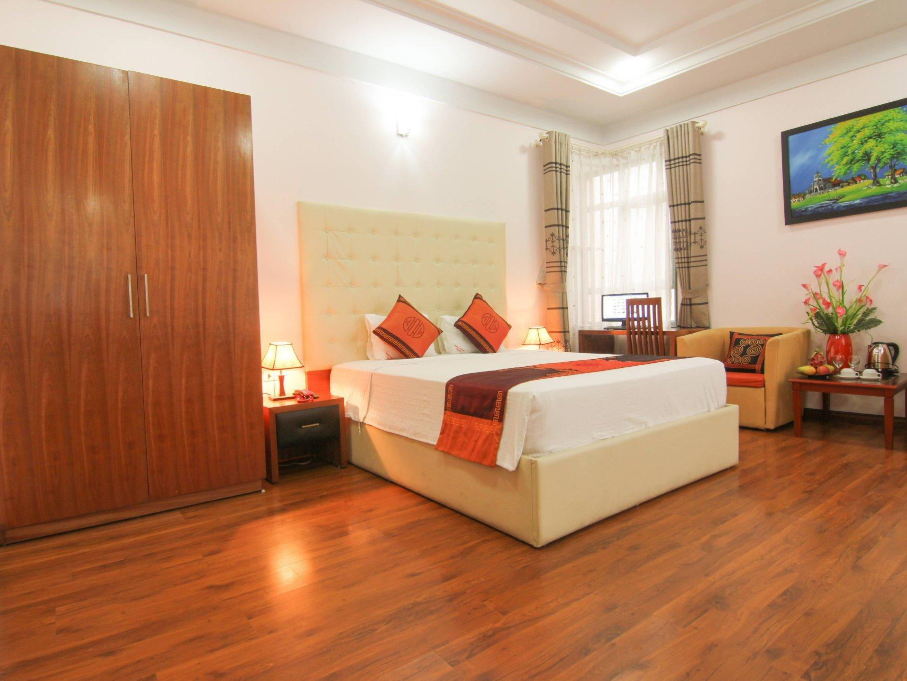 Hanoi Grand Hotel - Hotell och Boende i Vietnam , Hanoi