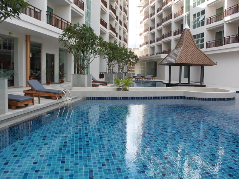 Crystal Palace Hotel Pattaya