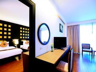 Crystal Palace Hotel Pattaya Pattaya - Deluxe Facilities
