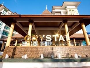 Crystal Palace Hotel Pattaya Pattaya - Hotel Exterior