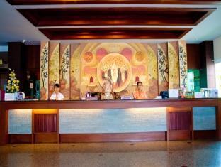 Crystal Palace Hotel Pattaya Pattaya - Reception