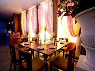 Crystal Palace Hotel Pattaya Pattaya - Restaurant