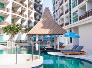 Crystal Palace Hotel Pattaya Pattaya - Swimming pool
