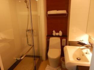 Crystal Palace Hotel Pattaya Pattaya - Bathroom Superior