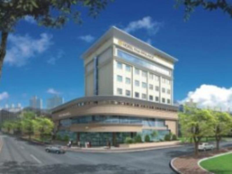 Hotel The Palace - Hotels and Accommodation in South Korea, Asia