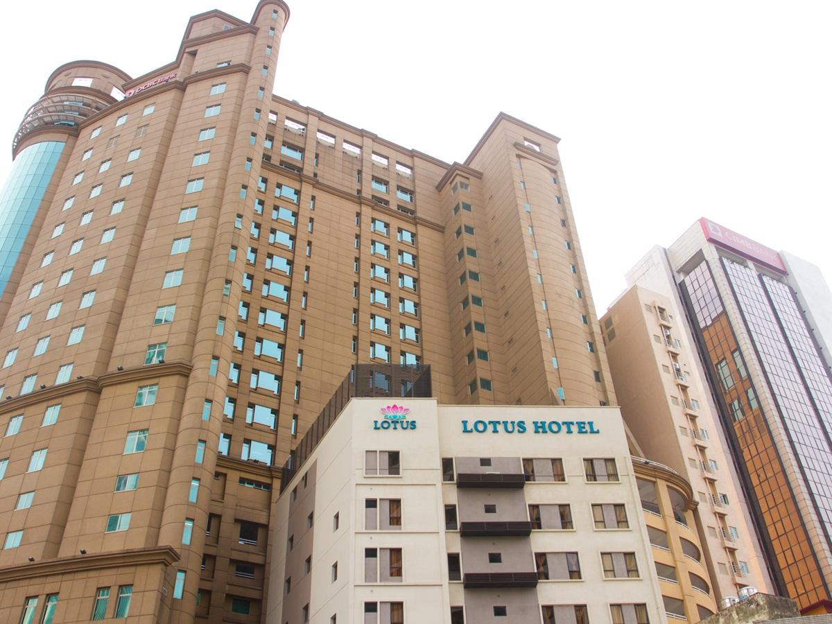 Lotus Hotel Masjid India - Hotels and Accommodation in Malaysia, Asia