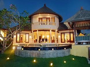 Hotell Ocean View Frangipani Villa