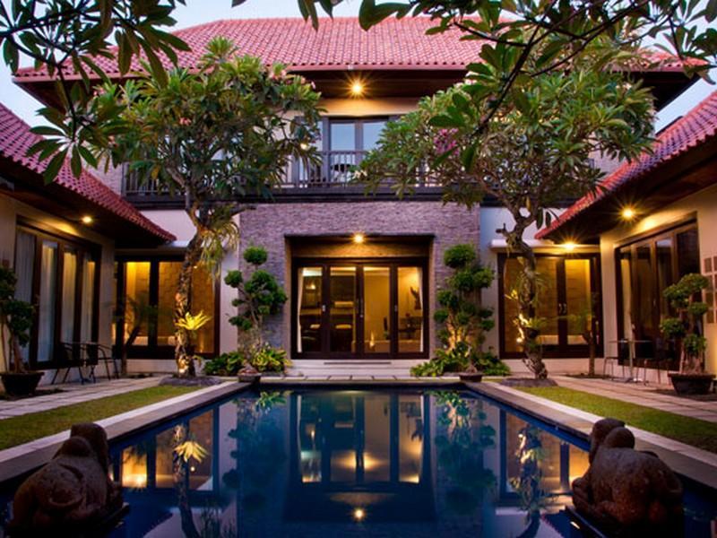 Hotell Puri Sindhu Mertha Suite