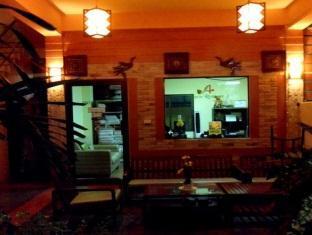 阿瑪林芭東海灘旅館 普吉島 - 接待處