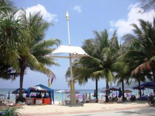 阿瑪林芭東海灘旅館 普吉島 - 沙灘