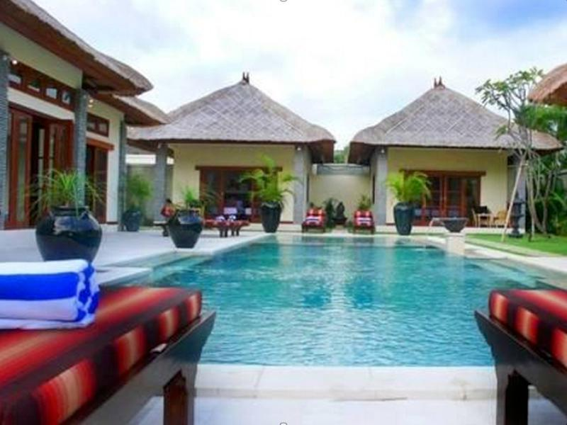 Hotell Villa Bugis Seminyak