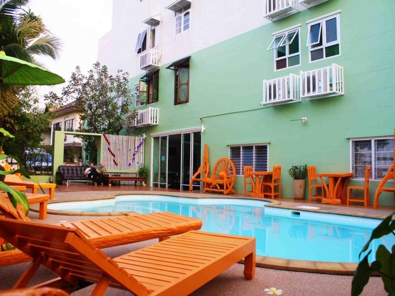 Chiangmai Bupatara Hotel - Hotels and Accommodation in Thailand, Asia