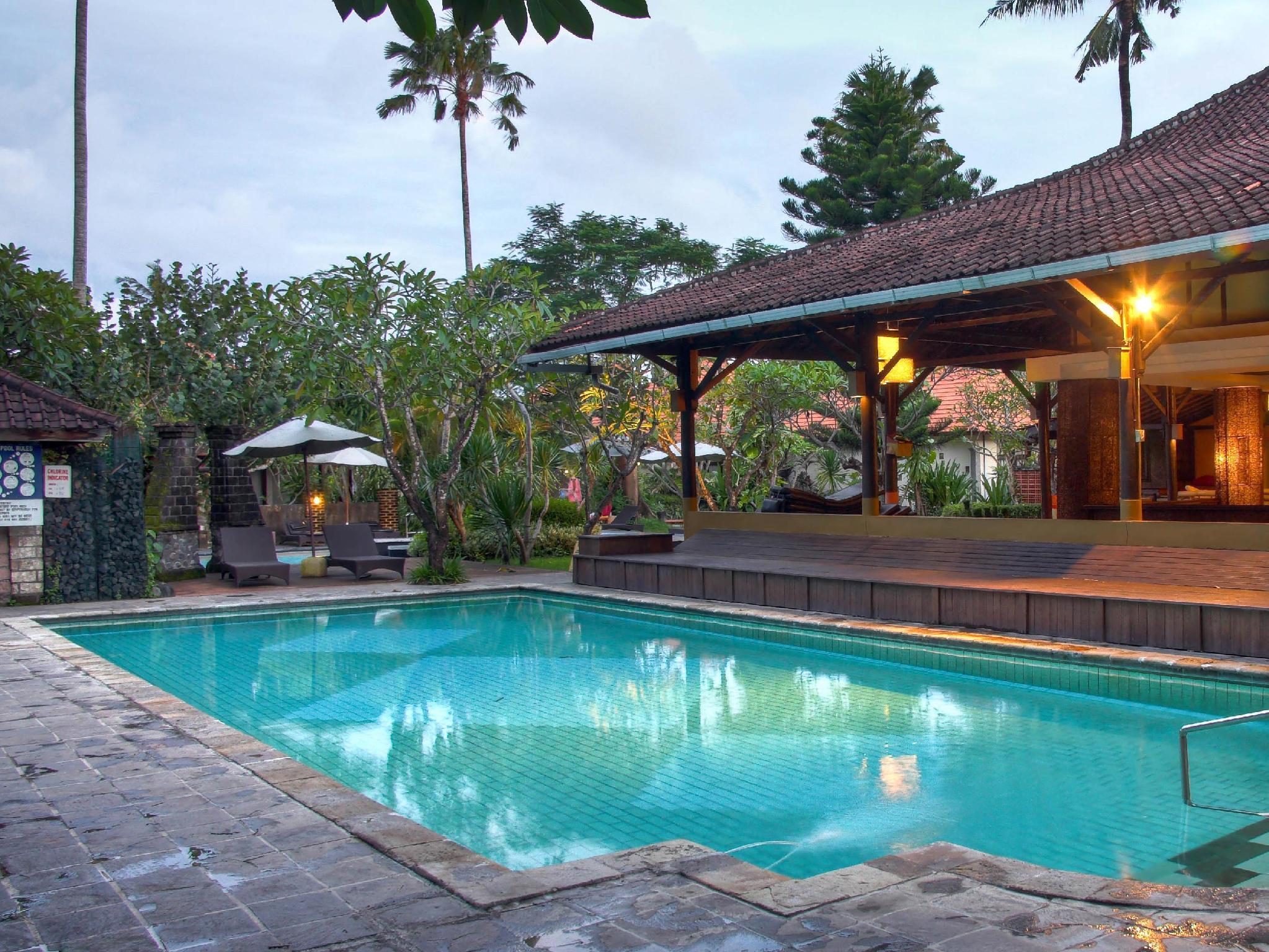 Peneeda View Beach Hotel Sanur Bali Indonesia Great Discounted Rates