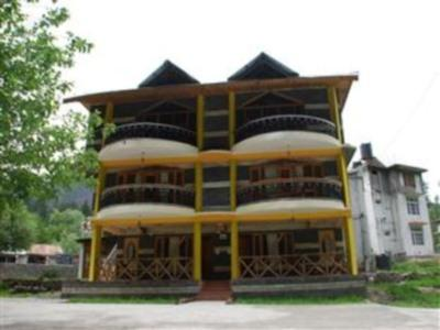 Hotel Kunal and Cottages - Hotell och Boende i Indien i Manali