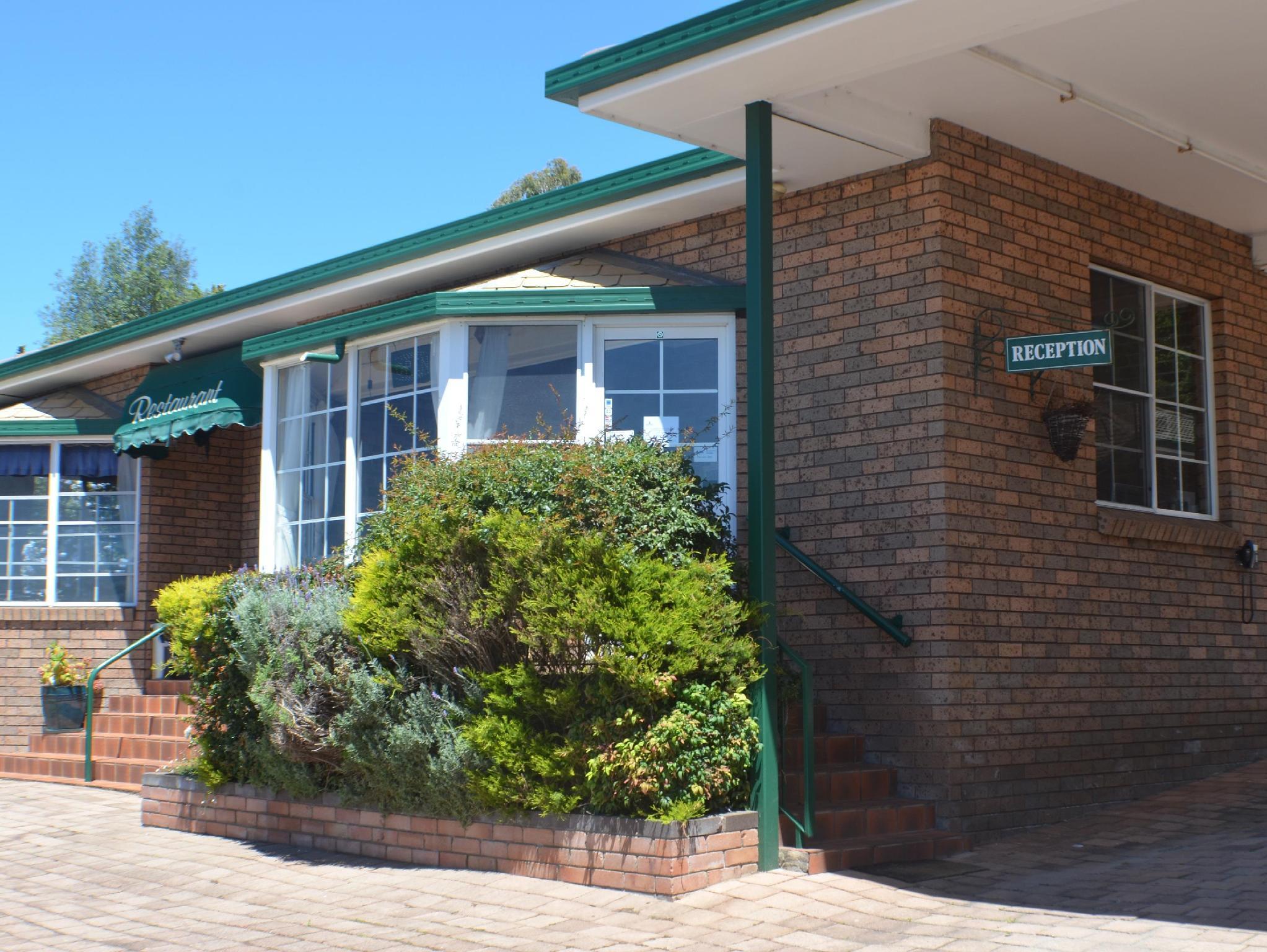 Deer Park Motor Inn - Hotell och Boende i Australien , Armidale
